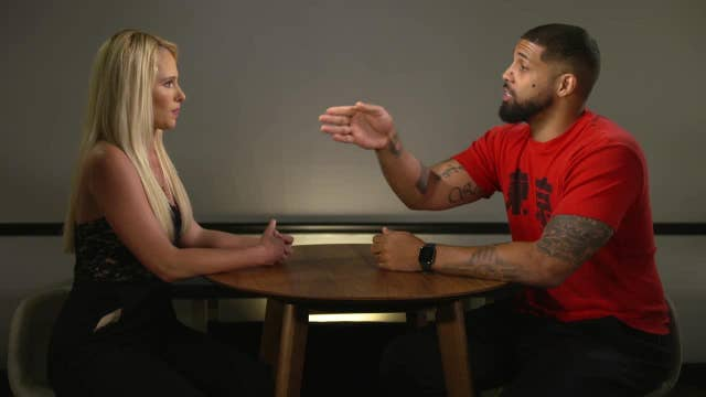 Tomi Lahren sits down with former NFL star Arian Foster, asks why he knelt for national anthem