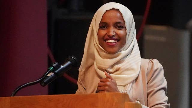 Rep. Omar says Americans should be 'more fearful of white men' in resurfaced interview