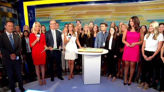 National Intern Day: Meet the Fox News and Fox Business college associates