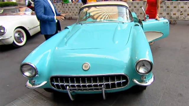 Corvette Heroes launches nationwide sweepstakes to win a corvette and help a vet