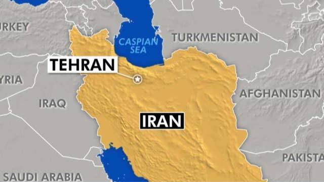 Iran test fires ballistic missile