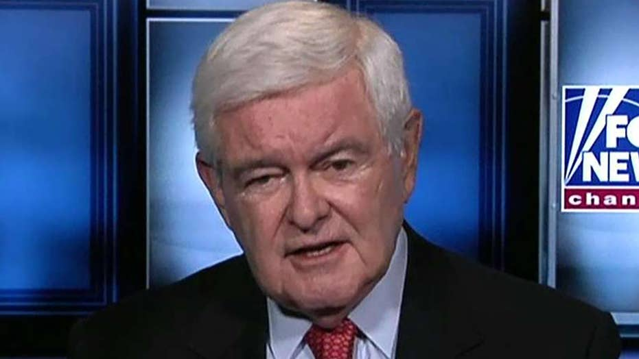 Gingrich hopes DOJ will open investigation into who really wrote the Mueller report