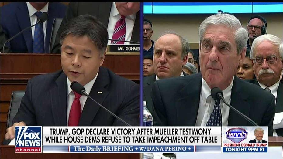 Former Feinstein aide on Mueller hearings