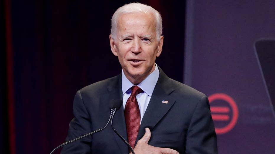 No more Mr. Nice Guy? Joe Biden says he will not be 'as polite' in second debate