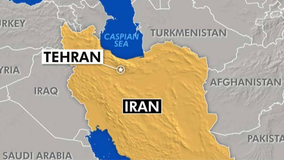 Iran test fires ballistic missile