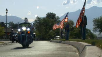 Veterans hit the road to recovery with motorcycle therapy