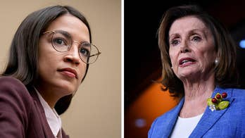 AOC won't say whether she'll support Pelosi for speaker