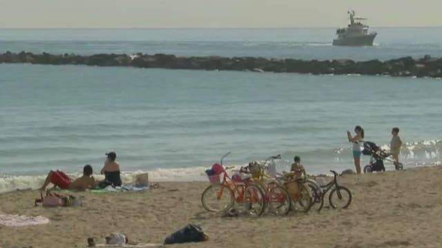 New report reveals high levels of fecal matter in water at beaches