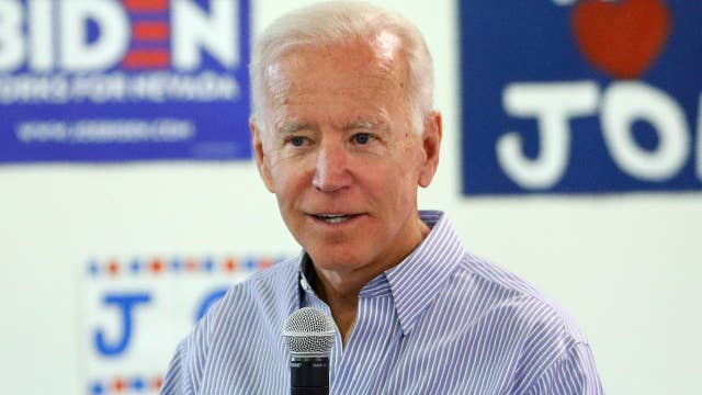 Biden maintains big lead, others build momentum in latest Fox News Democrat primary poll