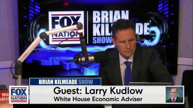 White House Economic Adviser Larry Kudlow On The Bipartisan Spending Bill Increasing The Debt Ceiling: We Cant Have A Default Because It Wold Throw A Monkey Wrench Into The Financial World & The Economy