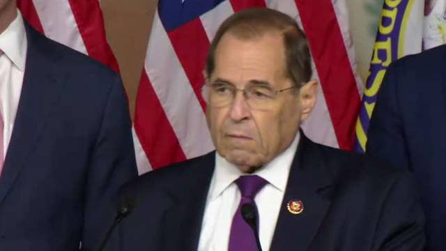 House Democrats file court petition for Mueller grand jury material to further Trump investigation