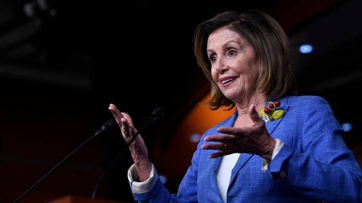 Nancy Pelosi under pressure to begin the impeachment process