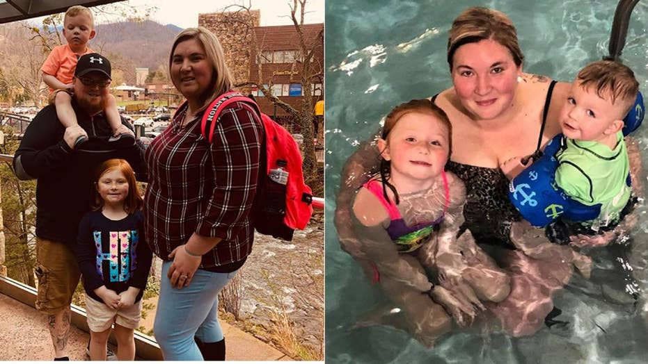 'Hot tub' infection nearly cost Indianapolis mom her leg on family vacation, she claims