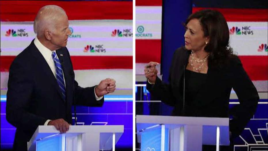 Kamala Harris and Joe Biden contemplate politeness ahead of debate