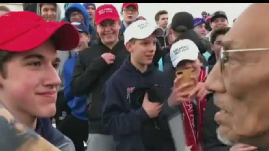 Judge dismisses Covington student's Washington Post lawsuit