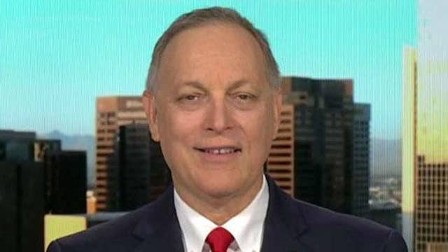 Rep. Andy Biggs on new calls to find origin of the Russia probe