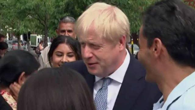 Boris Johnson takes office as UK prime minister