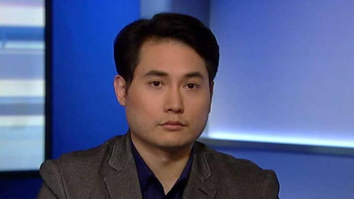 Andy Ngo on suffering a brain injury from Antifa assault