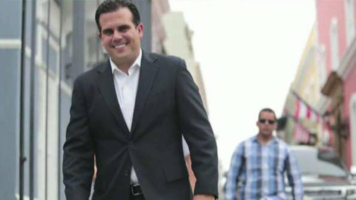 Puerto Rican gov's expected successor faces scrutiny over corruption allegations
