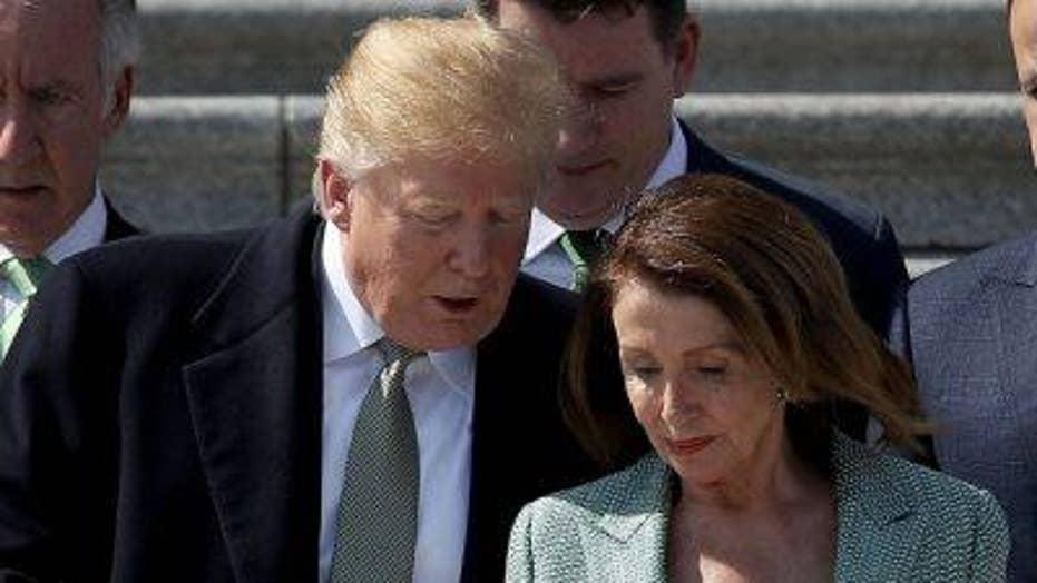 Mike Huckabee on Nancy Pelosi's dealings with progressive lawmakers
