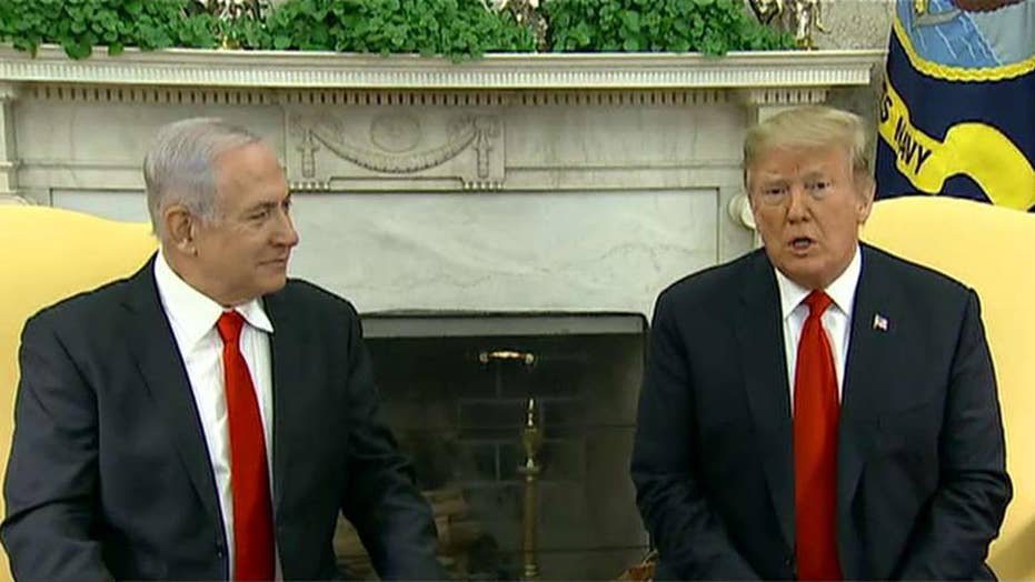 Eric Shawn: President Trump's bold plan for Middle East peace