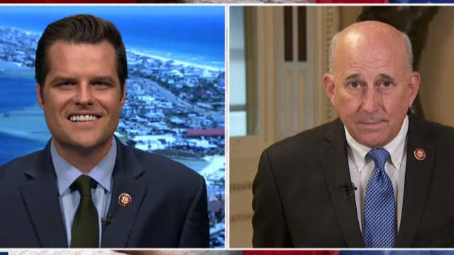 Reps. Gaetz, Gohmert on what's next for Republicans after Mueller's testimony