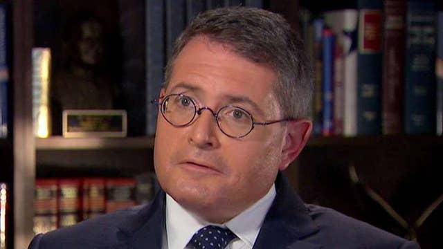 Leonard Leo has been called President Trump's 'Supreme Court whisperer'