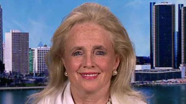 Rep. Debbie Dingell makes the case that are Americans are divided over the impeachment issue