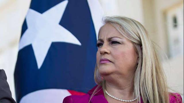 Woman slated to replace Puerto Rican governor says she doesn't want the job