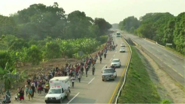 Will more US aid stem the tide of migrants fleeing Central America's economic crisis?
