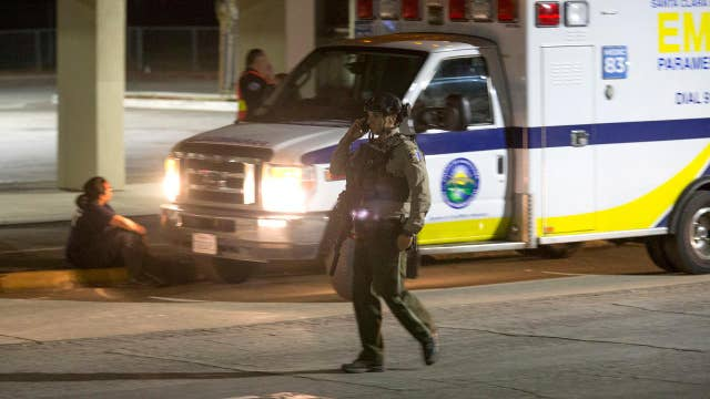Police: Witnesses report the Gilroy gunman may have had an accomplice