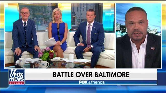 Dan Bongino says Trump must not relent in battle over Baltimore