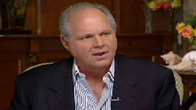 Limbaugh: It's about time somebody pushed back against the human misery caused by Democrat leadership