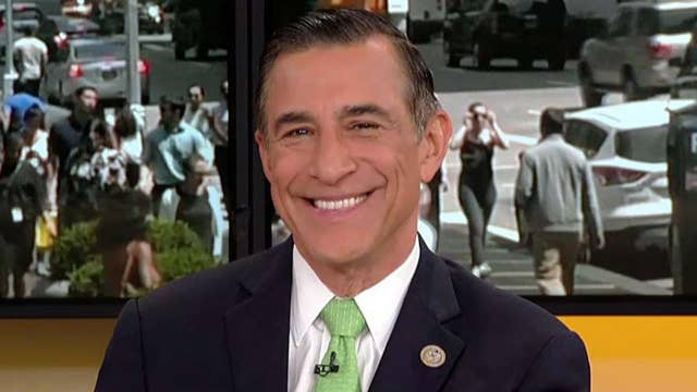 Darrell Issa explains why John Ratcliffe is a 'very good choice' for intelligence chief