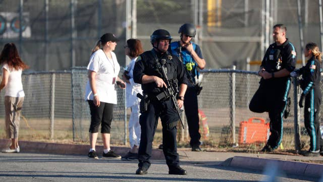 Garlic festival shooting witness: The gunman had murder on his mind