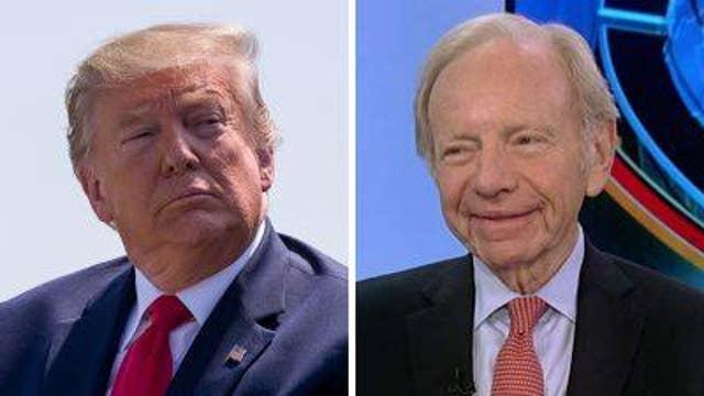 Lieberman on Trump and Cummings dispute