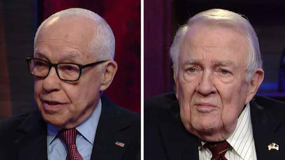 Ed Meese and Michael Mukasey break down the Mueller investigation, congressional hearings