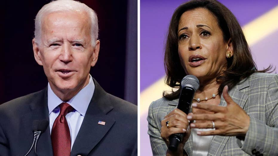 'Biden, Harris unveil new policy plans ahead of second Democrat debates