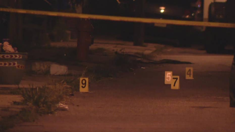 One killed, five others wounded in shooting during rap video production