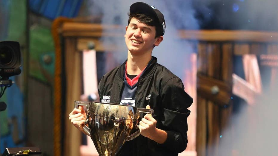 16-year-old wins $3 million playing 'Fortnite'