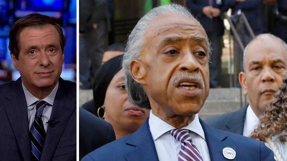 Howard Kurtz: How Reverend Al doubles as MSNBC host and racial activist