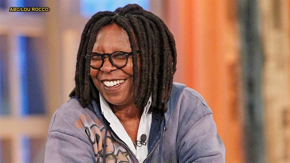 Whoopi Goldberg compares border detention facilities to fake Nazi concentration camps