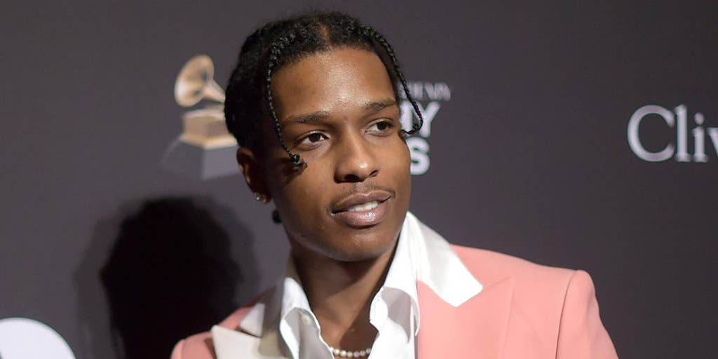 A$AP Rocky performs for first time since being detained in Sweden