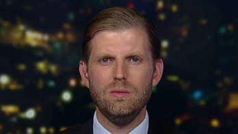 Eric Trump says President Trump is bringing attention to Baltimore's plight, a place that needs real help