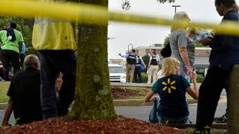 Report: Walmart shooting suspect is suspended employee