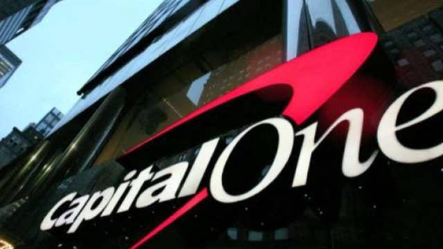Capital One announces massive data breach