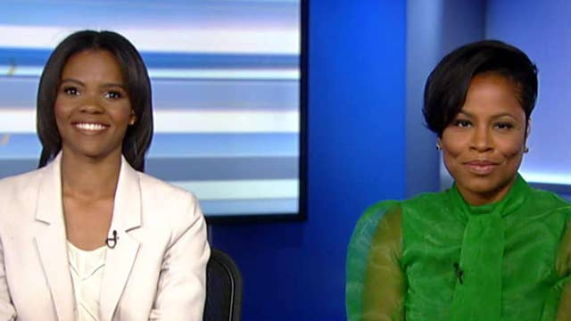 Candace Owens and Monique Pressley spar over Democratic management of urban America