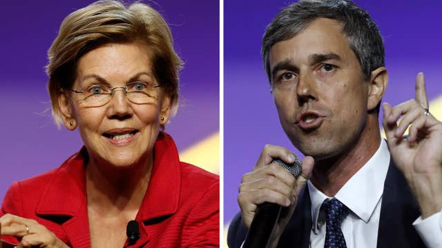 Warren, O'Rourke roll out new plans on trade, education ahead of second Democrat debate
