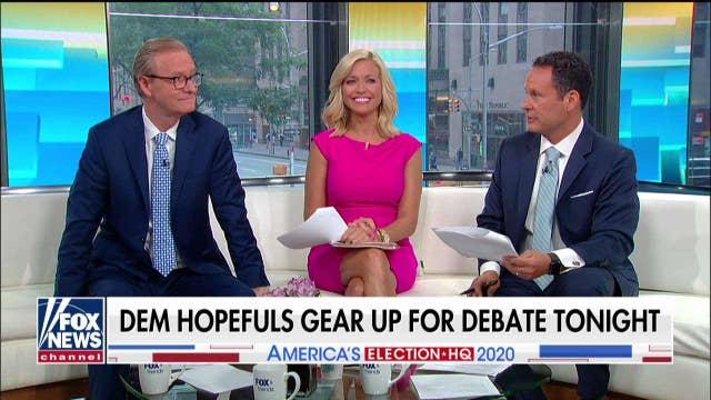 'Fox & Friends' hosts preview second round of Dem debates.