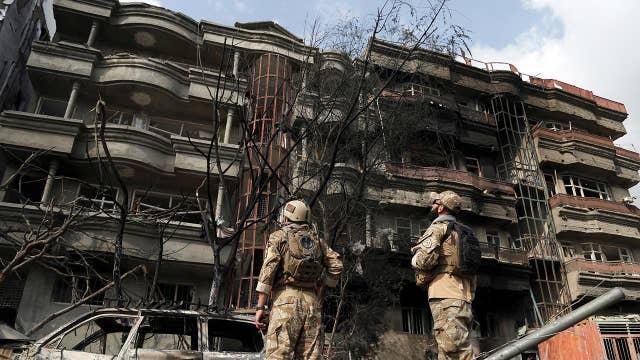 Two US troops die in apparent Afghan insider attack